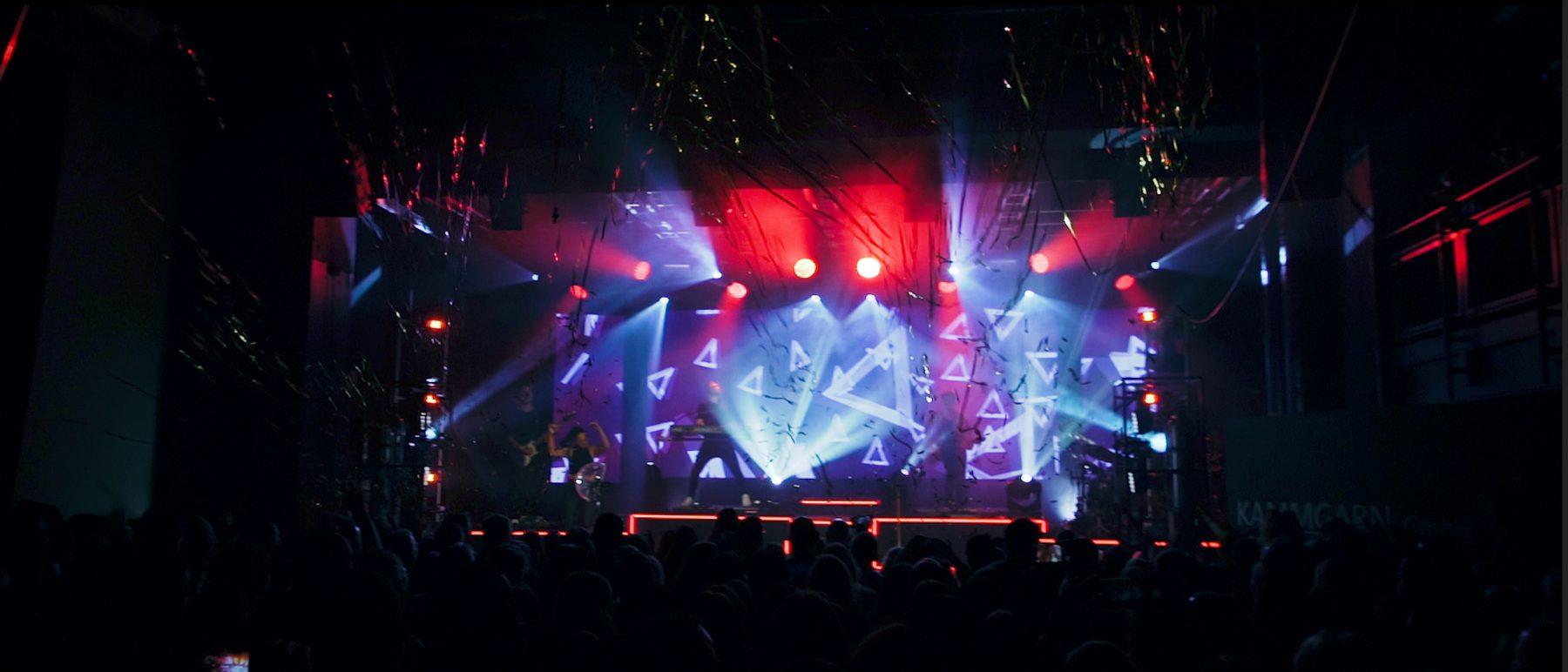 Glasperlenspiels live show