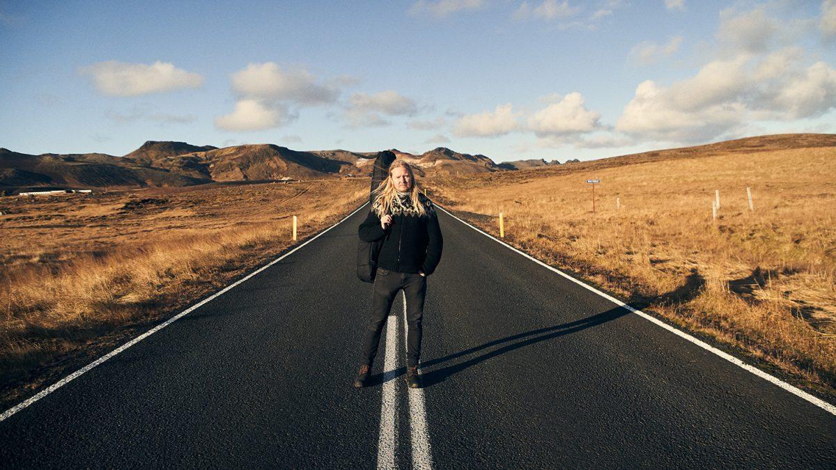 Ragnar Olafsson in Iceland
