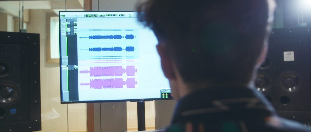 The mastering process